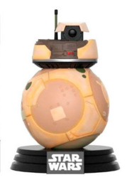 FUNKO POP Figure Star Wars Resistance BB Unit - Exclusive (210)