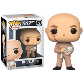 FUNKO POP figure 007 James Bond Blofeld (521)