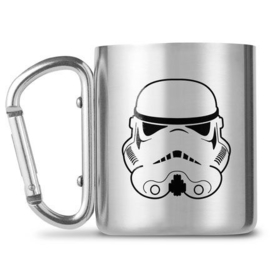 Star Wars Stromtrooper carabiner mugs - 230ml