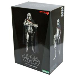Star Wars Captain Phasma Statue ArtFX+  With accessories 20cm Scale 1:10