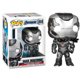 FUNKO POP figure Marvel Avengers Endgame War Machine (458)