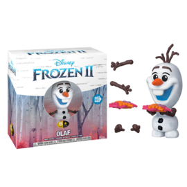 Disney FUNKO 5 Star figure Disney Frozen 2 Olaf