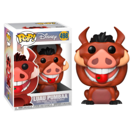 FUNKO POP figure Disney Lion King Luau Pumbaa (498)