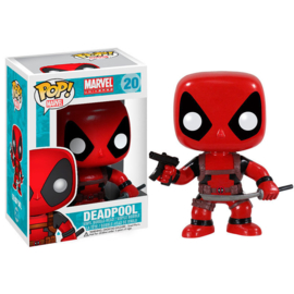 FUNKO POP figure Marvel Deadpool (20)