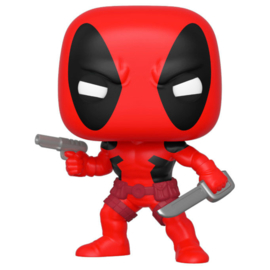 FUNKO POP figure Marvel 80th First Appearance Deadpool (546)