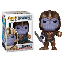 FUNKO POP figure Marvel Avengers Endgame Thanos (453)
