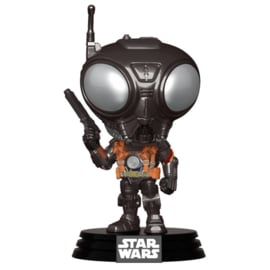 FUNKO POP figure Star Wars Mandalorian Q9-Zero (349)
