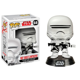 FUNKO POP figure Star Wars First Order Flametrooper (68)