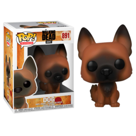 FUNKO POP figure Walking Dead Dog (891)