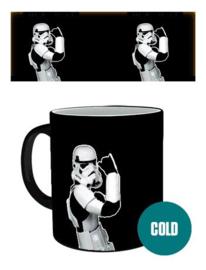 Star Wars Stormtrooper heat change mug