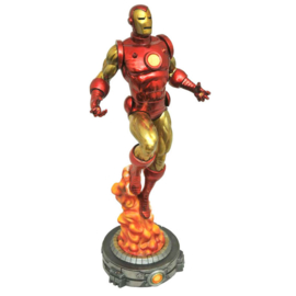 Marvel Gallery Classic Iron Man diorama Action Figure - 28cm