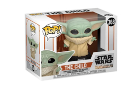 FUNKO POP figure Star Wars Mandalorian Yoda The Child (368)
