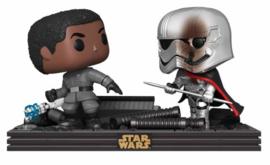 FUNKO POP figure Star Wars The Last Jedi Rematch on the Supremacy (257)