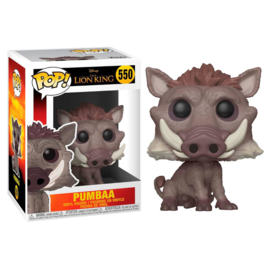 FUNKO POP figure Disney The Lion King Pumbaa (550)