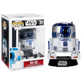 FUNKO POP figure Bobble Head Star Wars R2-D2 (31)