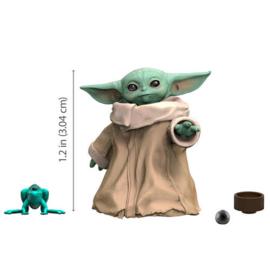 HASBRO Star Wars Yoda The Child Action Figure - 3cm