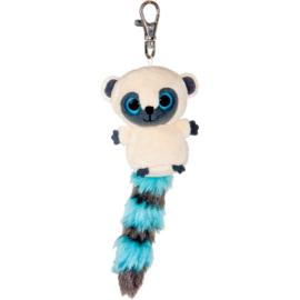 Yoohoo & Friends Yohoo Azul soft plush keychain 8cm