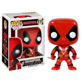 FUNKO POP figure Marvel Deadpool swords (111)