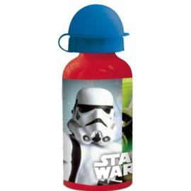 DISNEY Aluminum Star Wars Canteen / Bottle - 400ml