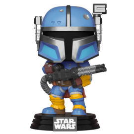 FUNKO POP figure Star Wars Mandalorian Heavy Infantry Mandalorian (348)