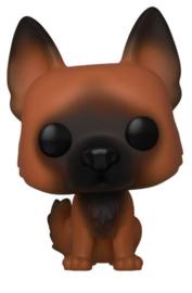 FUNKO POP figure Walking Dead Dog (891)