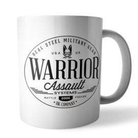 Warriors Mug with Real Steel Logo