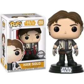 FUNKO POP figure Star Wars Solo Young Han - Exclusive (255)