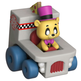 FUNKO Super Racers Figure Five Nights at Freddy's Golden Freddy Fred bear (06)