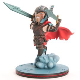 Marvel Thor Ragnarok diorama figure 12cm