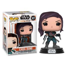 FUNKO POP figure Star Wars Mandalorian Cara Dune (327)