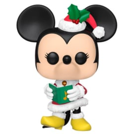 FUNKO POP figure Disney Holiday Minnie (613)