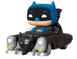 FUNKO POP figure Batman DC Comics 80th 1950 Batmobile (277)