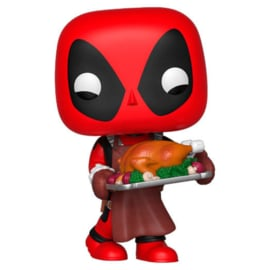 FUNKO POP figure Marvel Holiday Deadpool (534)