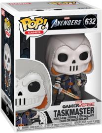 FUNKO POP figure Marvel Avengers Game Taskmaster (632)