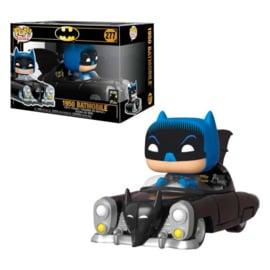 FUNKO POP figure Batman DC Comics 80th 1950 Batmobile (277)