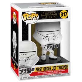 FUNKO POP figure Star Wars Rise of Skywalker Jet Trooper (317)