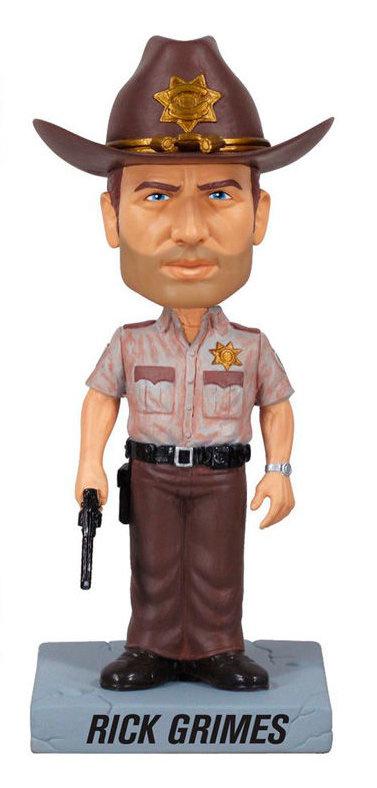 FUNKO Wacky Wobbler figure The Walking Dead Rick Grimes