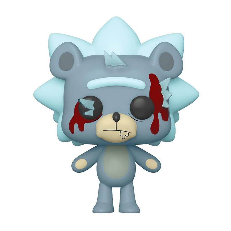 FUNKO POP figure Rick & Morty Teddy Rick - Chase (662)