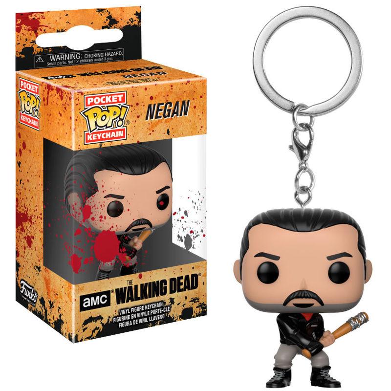FUNKO Pocket POP Keychain The Walking Dead Negan