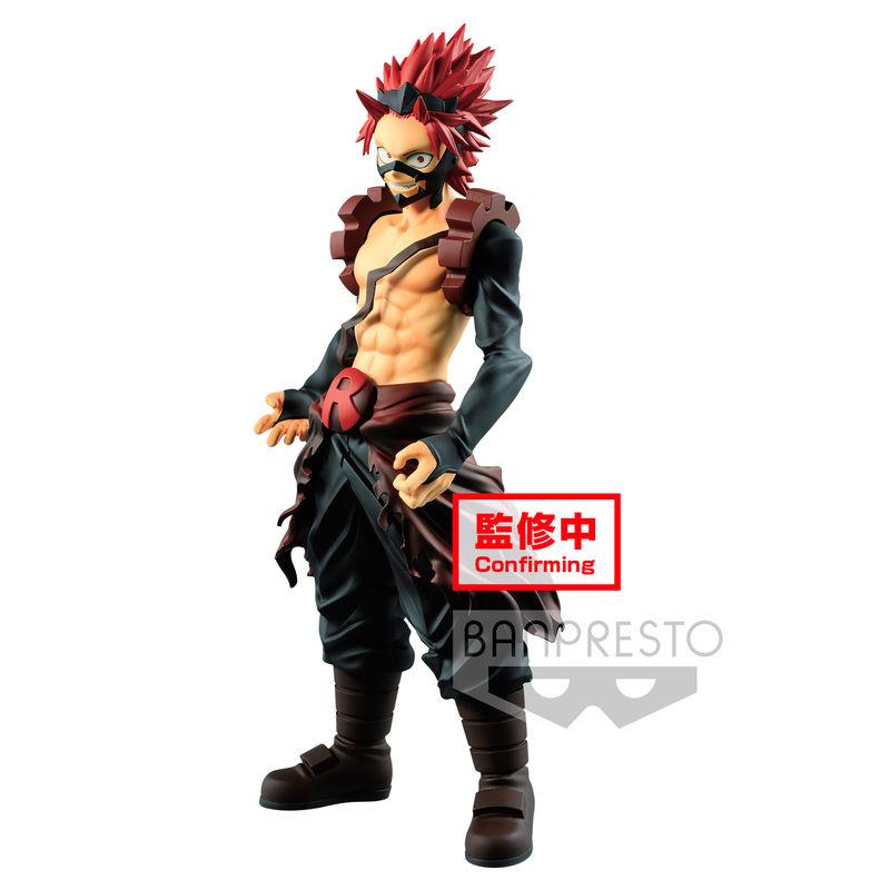 BANPRESTO My Hero Academia Age of Heroes Red Riot figure - 17cm