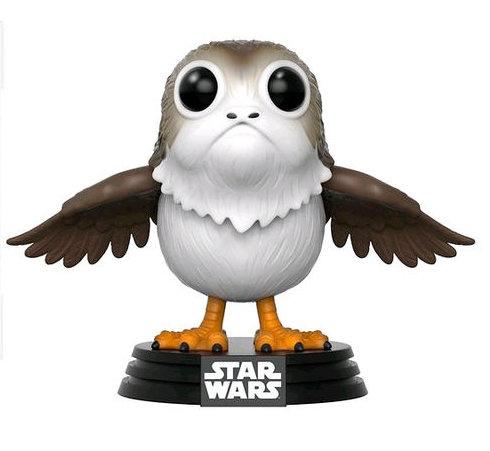 FUNKO POP figure Star Wars The Last Jedi Porg - Exclusive (198)