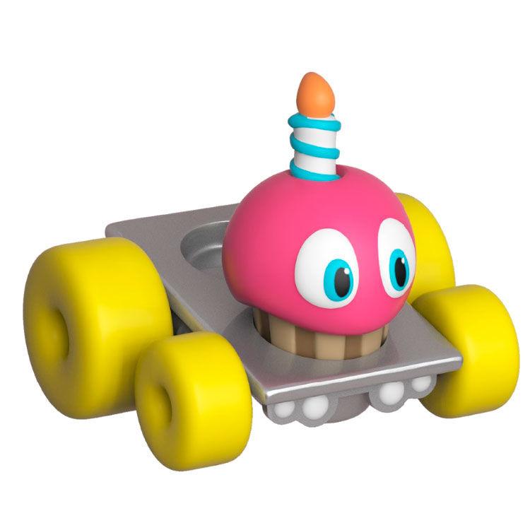 FUNKO Super Racers Figure Five Nights at Freddy's Cupcake