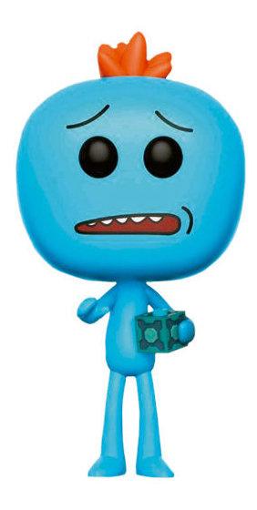 FUNKO POP figure Rick & Morty Mr Meeseeks - Exclusive (180)