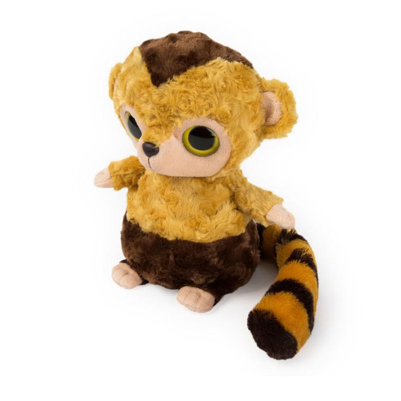 Yoohoo & Friends Capuchin Monkey plush toy 23cm (microwave heated)