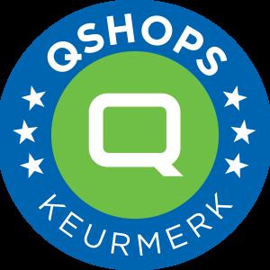 Goedgekeurd door QShops Keurmerk