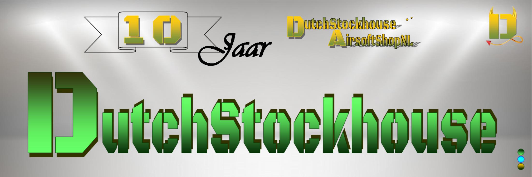 DutchStockhouse 10 Jaar