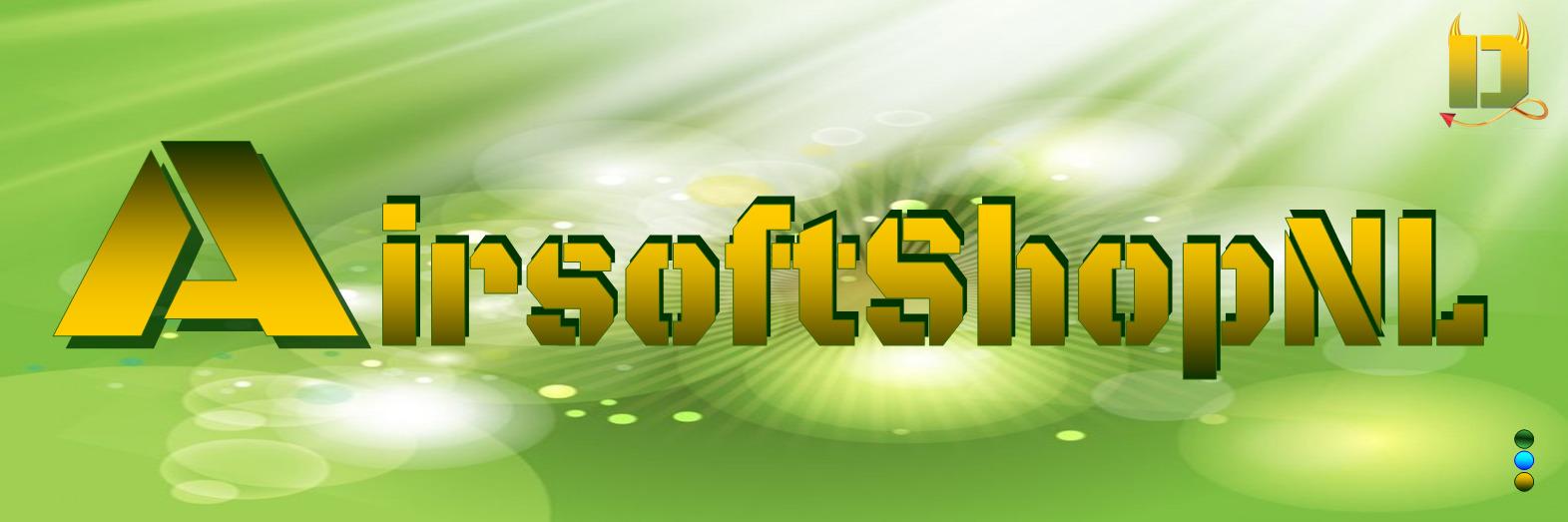 AirsoftShopNL Onze webwinkel