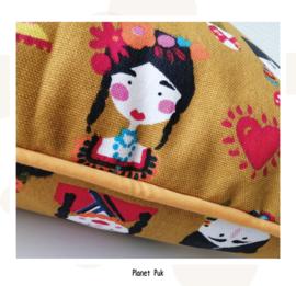 Kussen Mi Amor - 45 x 45 cm