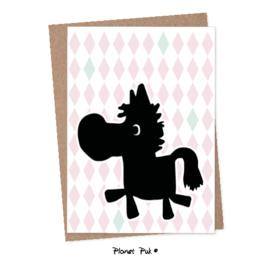A5 kaart - Paardje Ross