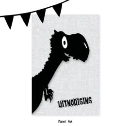 Uitnodiging - Tito T-Rex